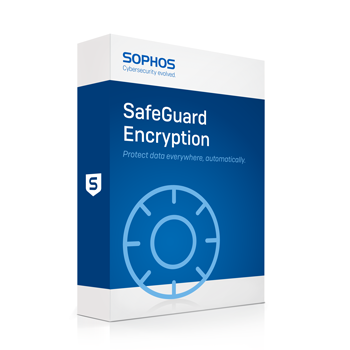 Sophos Central Device Encryption (10-24 Clients)